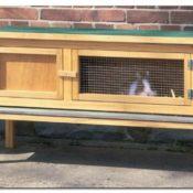 Kaninchenstall von Metra