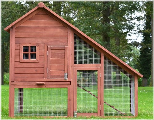 Bauernhaus / Kaninchenstall Hasenstall / Kaninchenkäfig Hasenkäfig !